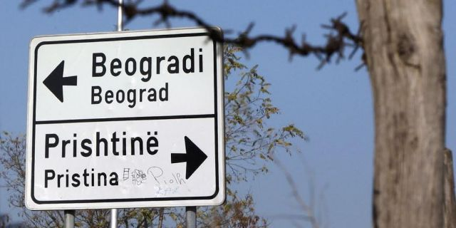 Kosovo citizens unhappy with the process of dialogue between Kosovo and Serbia