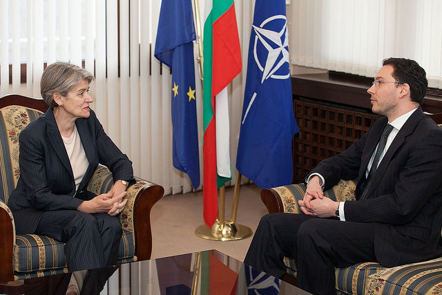 Bulgaria's Foreign Minister disappointed by 'hysterical, falsetto noise' about Bokova UNSG bid