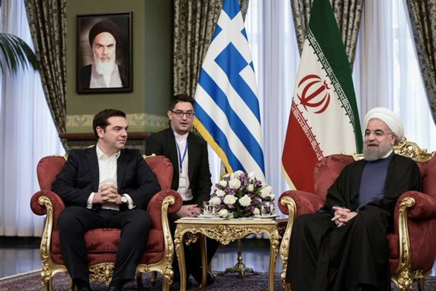 Greece-Iran reboot their relations with signing of important agreements