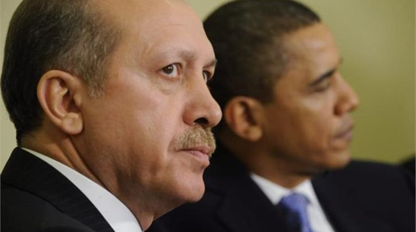 "Erdogan to Obama: ""I am your partner, the Kurds are terrorists"""