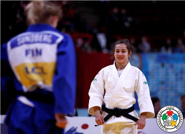 Judo fighter from Kosovo wins another golden medal