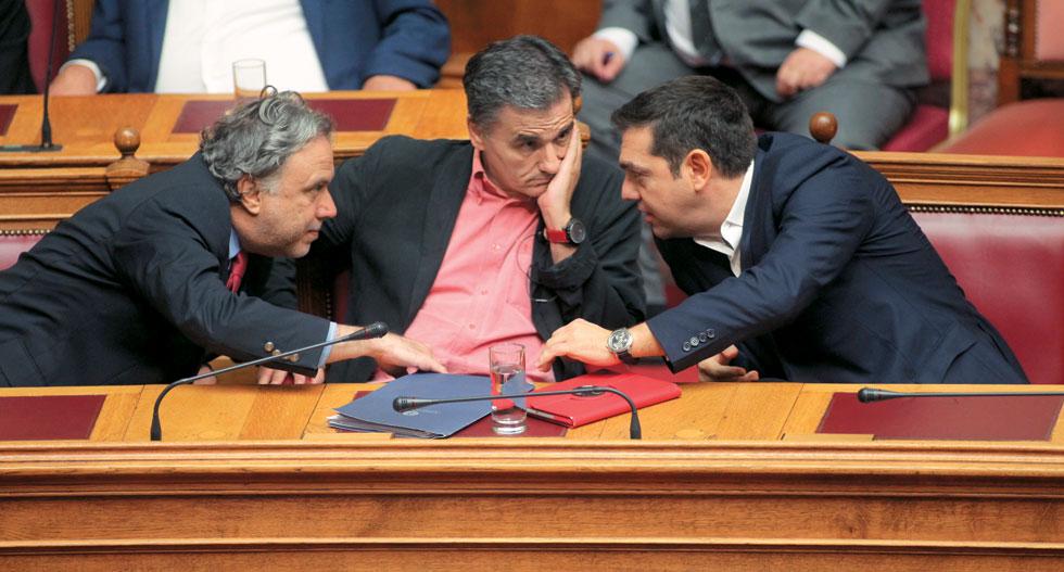 Athens prepares pension reform alternatives amid election talk