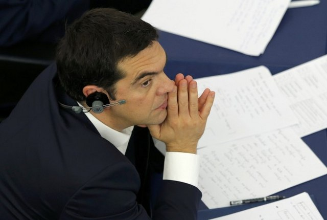 Tsipras: We need to press for a political settlement of the Syrian conflict
