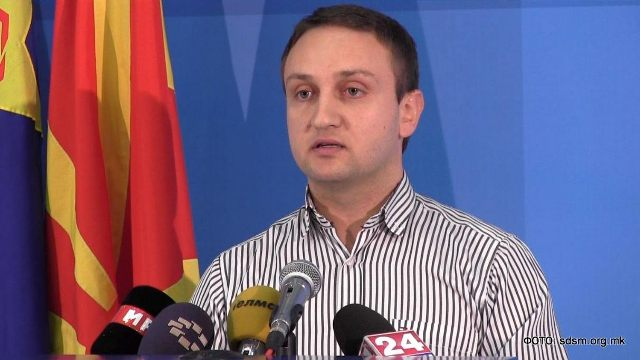 2,6 million euros for three TV networks a day after the Kumanovo events, the opposition in FYROM denounces