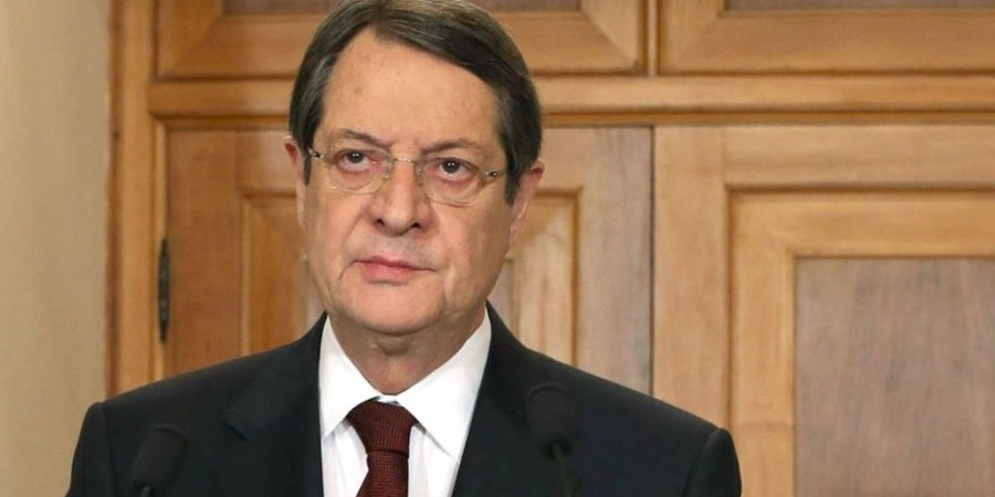 """Anastasiades """"disappointed"""" by negotiation document leak"""