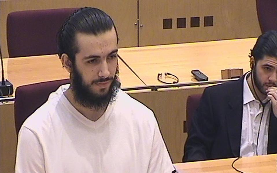 The two suspects for alleged ties with ISIS will be detained until their trial