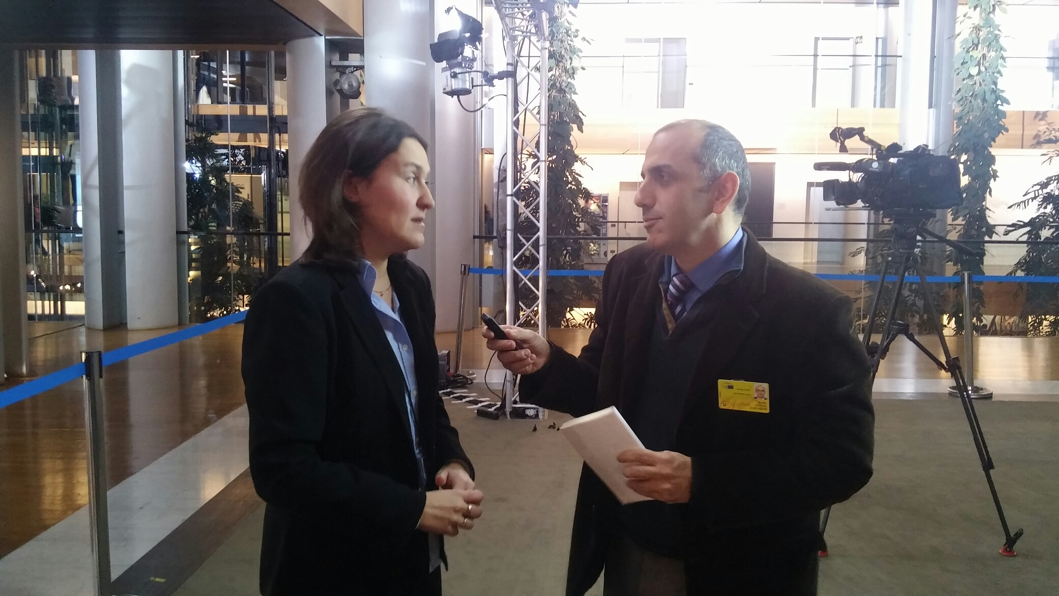IBNA/Interview with Kati Piri – European Parliament Turkey Rapporteur