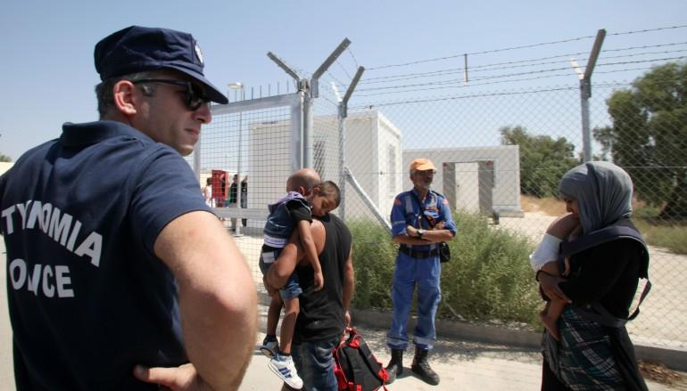 UN experts urge Cyprus to address migrant detention conditions