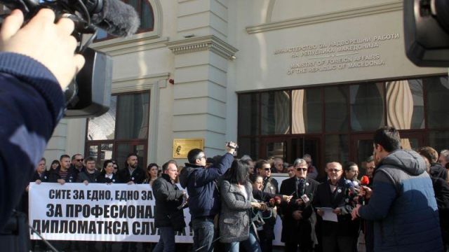 Foreign Ministry in FYROM accused of lack of professionalism