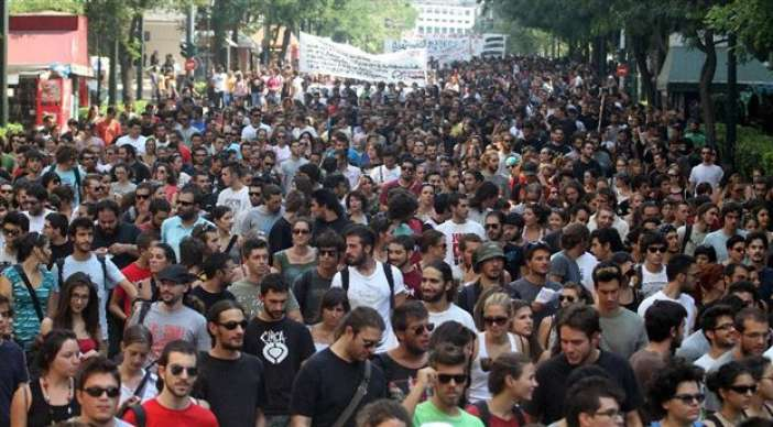 Disruptions due to the general strike on February 4 in Greece
