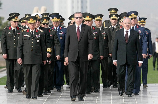 Turkish Armed Forces denie rumors of a coup