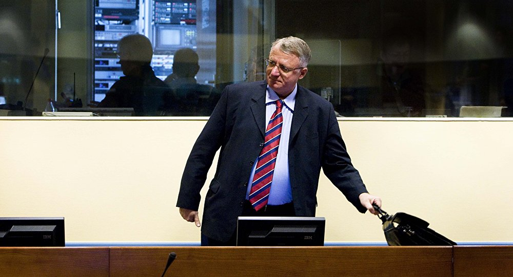 Seselj's acquittal surprise for Serbia