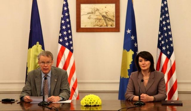 Kosovo and USA sign an extradition agreement