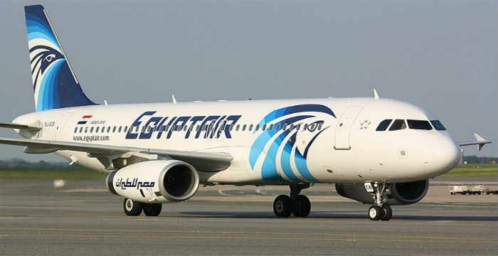 UPDATE: Egypt Air plane hijacked and parked at Larnaca Airport – Hijacker surrenders to authorities