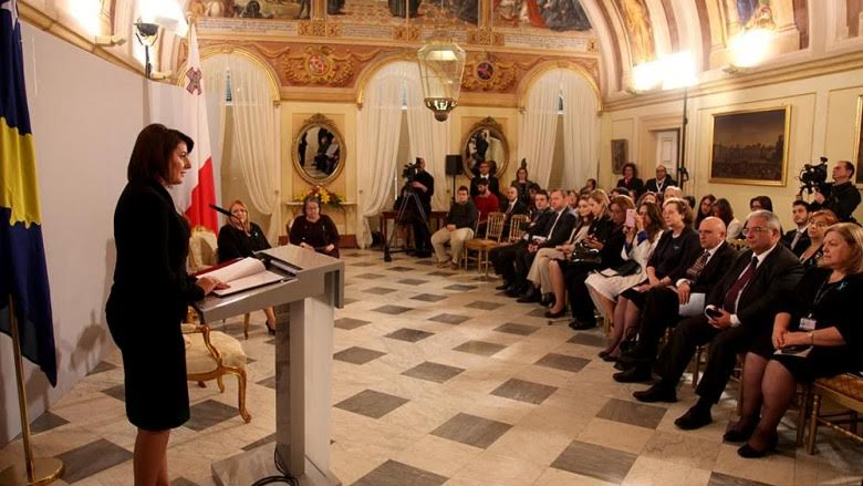 Jahjaga: Raped women deserve justice and dignity