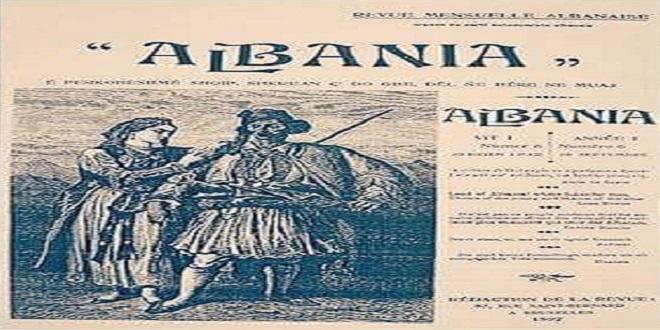 """Albania"" magazine of 1897 is republished"