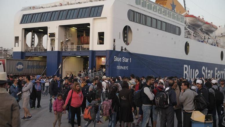 Human Rights Watch: The EU is to blame for the crisis in Piraeus
