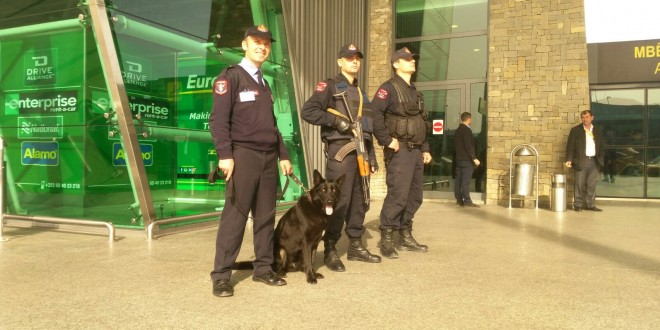 Authorities increase security measures following the Brussels' attacks