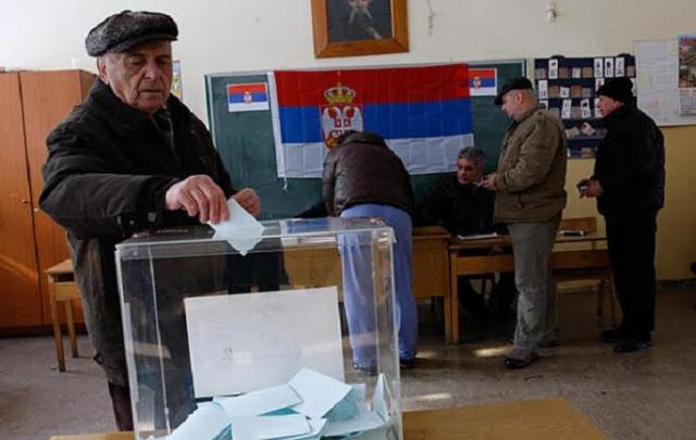 Serbia's parliamentary elections will also take place in Kosovo