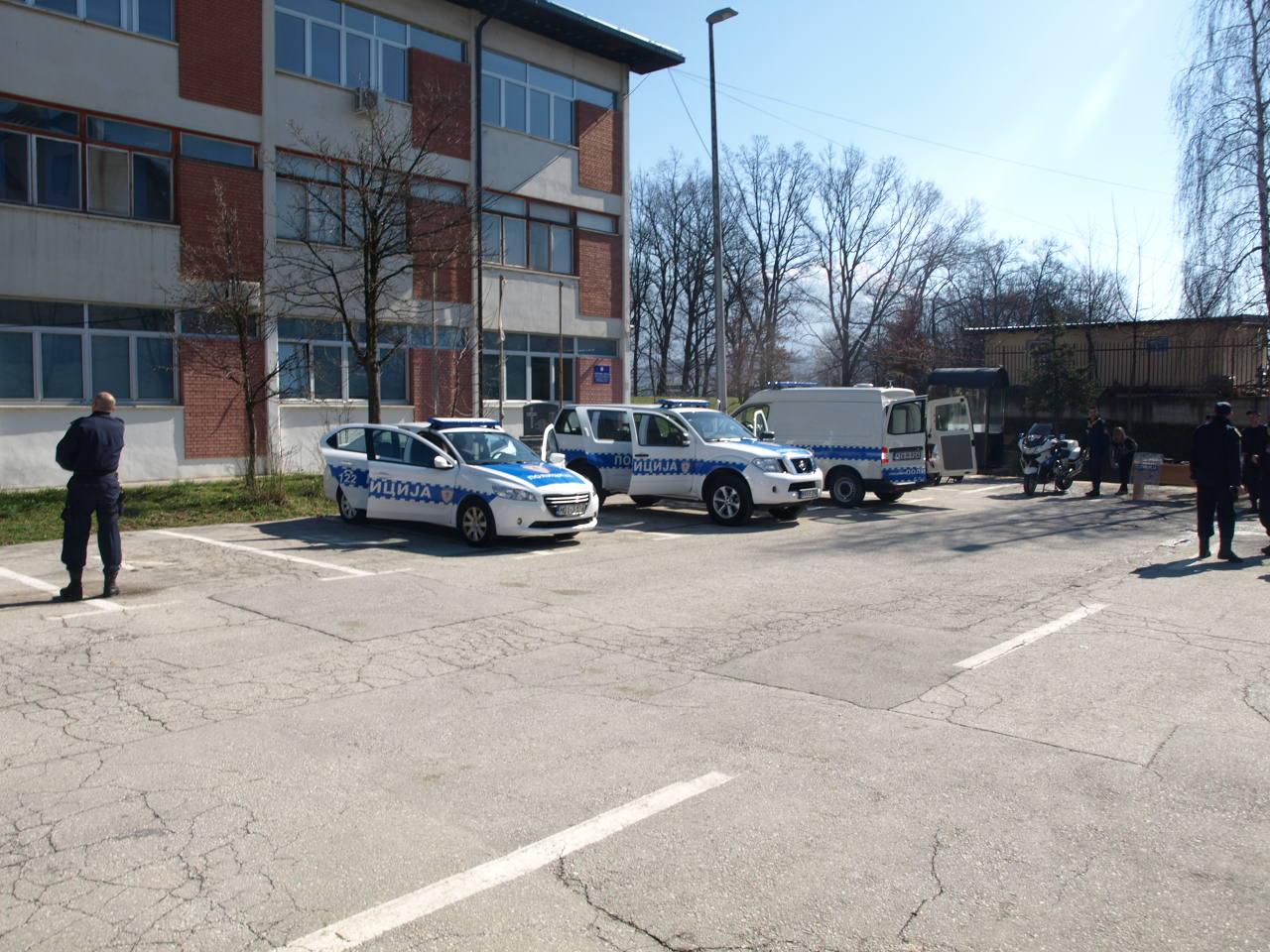 Authorities in BiH raise state of alert