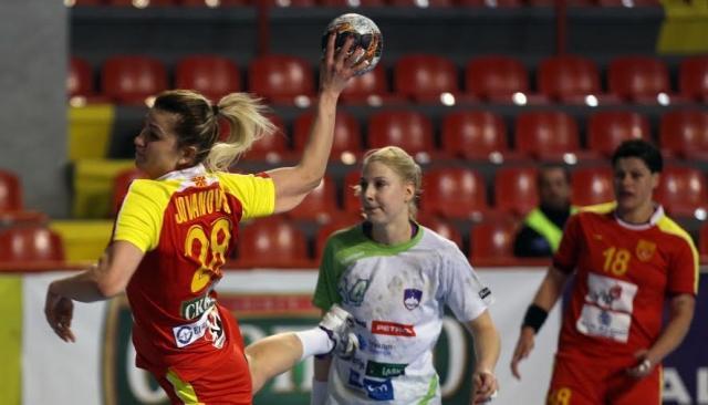 Macedonian handball team defeated by France