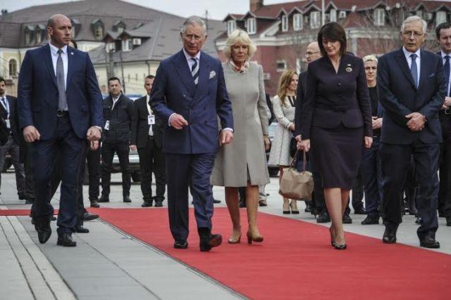 Prince Charles in Kosovo: Balkan must build bridges of cooperation