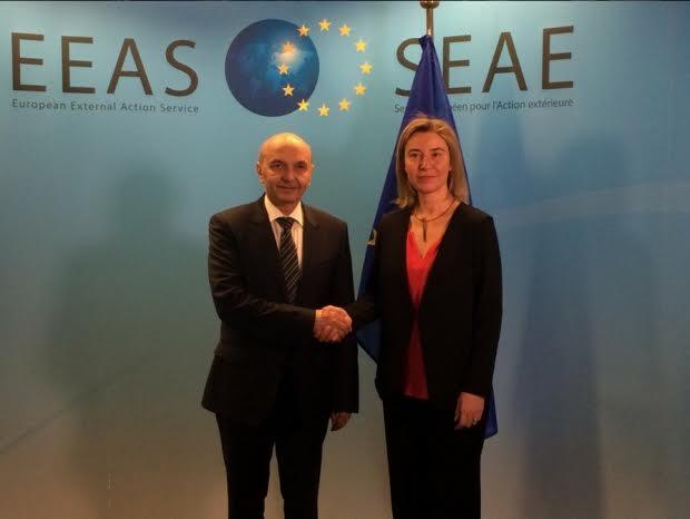 Mustafa-Mogherini: Kosovo has marked progress in the European agenda