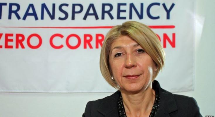 Transparency: Political parties are funded by suspicious sources
