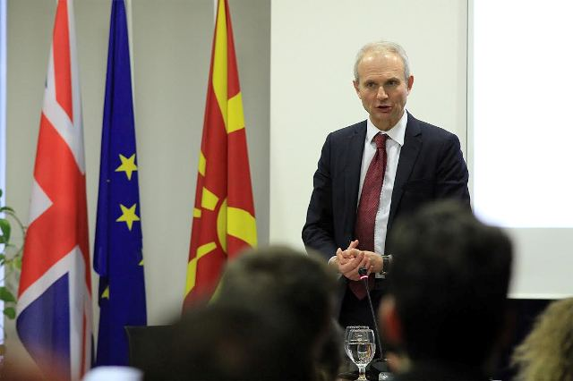 Lidington: The June 5 elections must be credible