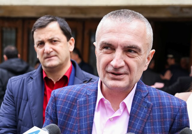 Speaker of Albanian Parliament comments on the crisis of Syrian refugees