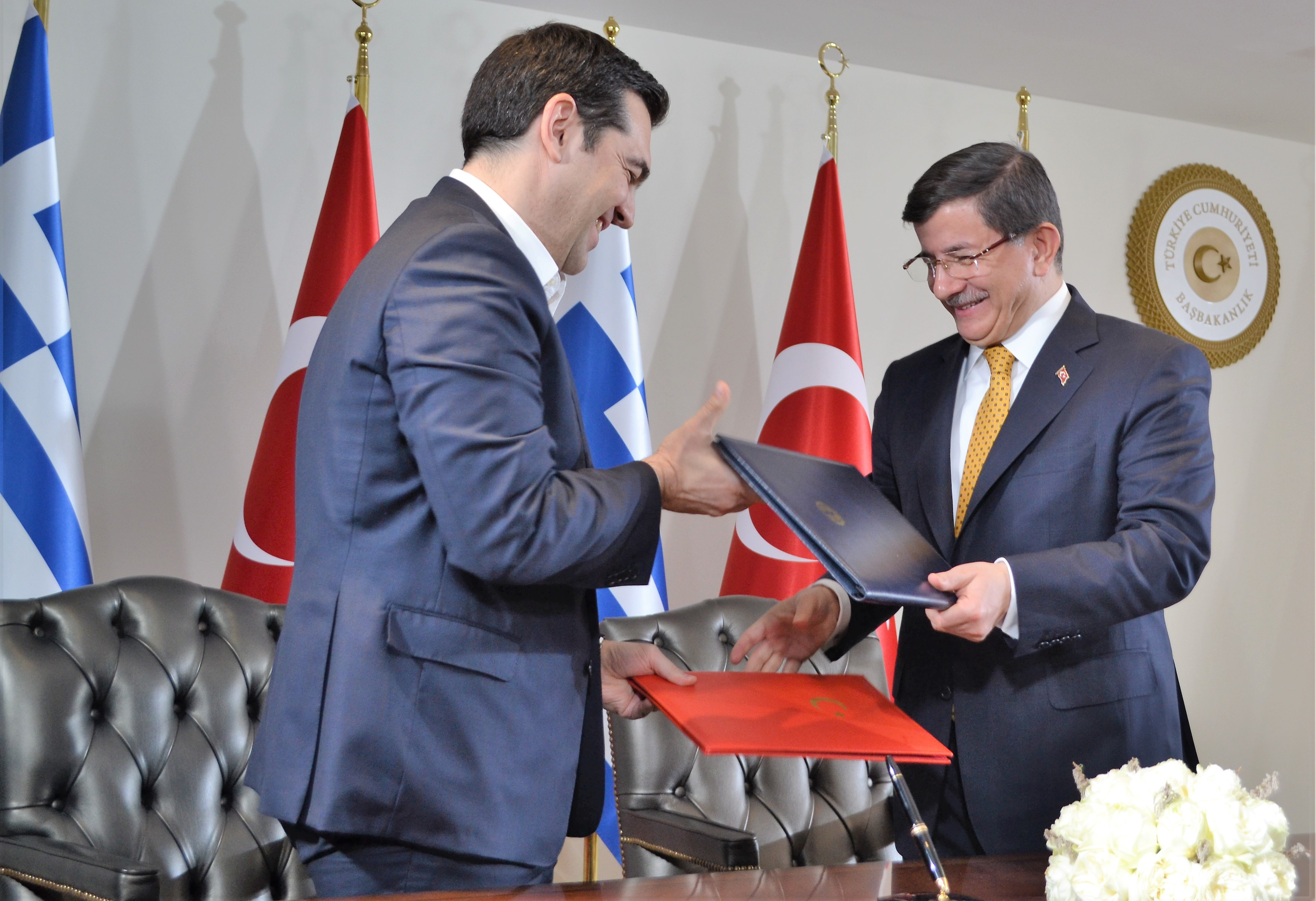 Greece and Turkey closer with the participation of Germany