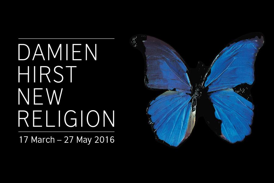 "Damien Hirst's ""New religion"" in Banja Luka"