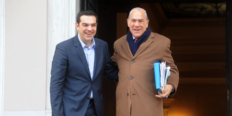 Al. Tsipras: We are very close to completing the evaluation