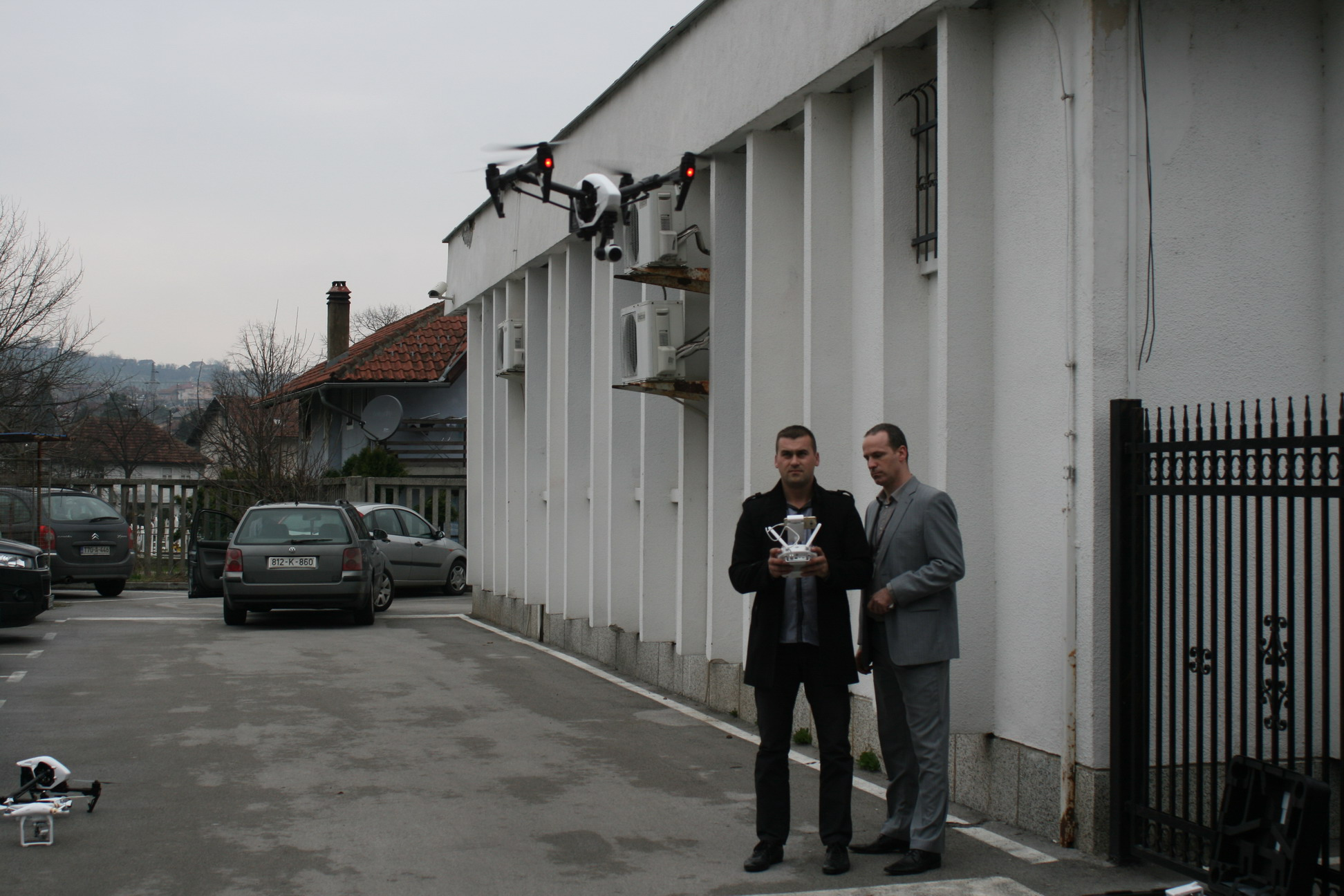 BiH has no legal framework for the use of unmanned aircrafts