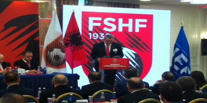 """""""2016 is a historical year for Albanian football"""""""