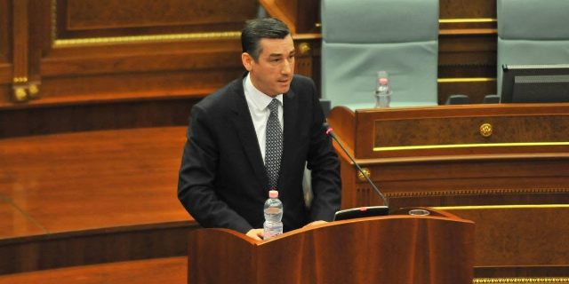 Speaker of Parliament Kadri Veseli will chair the biggest party in Kosovo, PDK