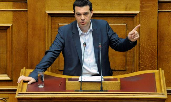 A. Tsipras calls for a pre-agenda debate on Justice