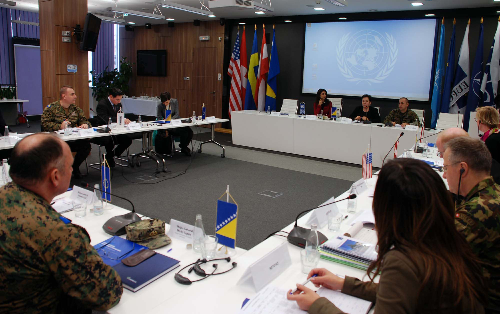 BiH clears up the situation with ammunition