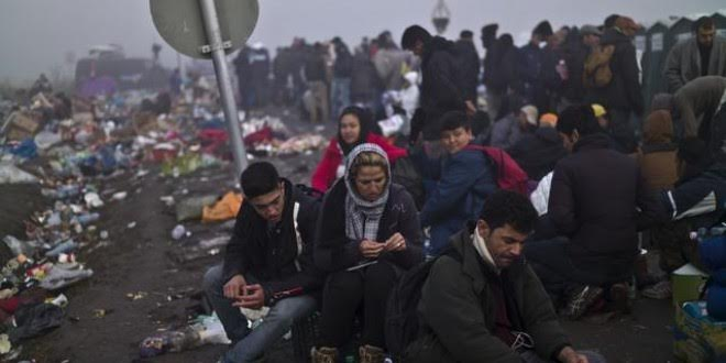 FYROM closes the Balkan refugee route