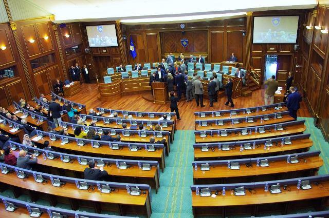 Lack of political dialogue in Kosovo