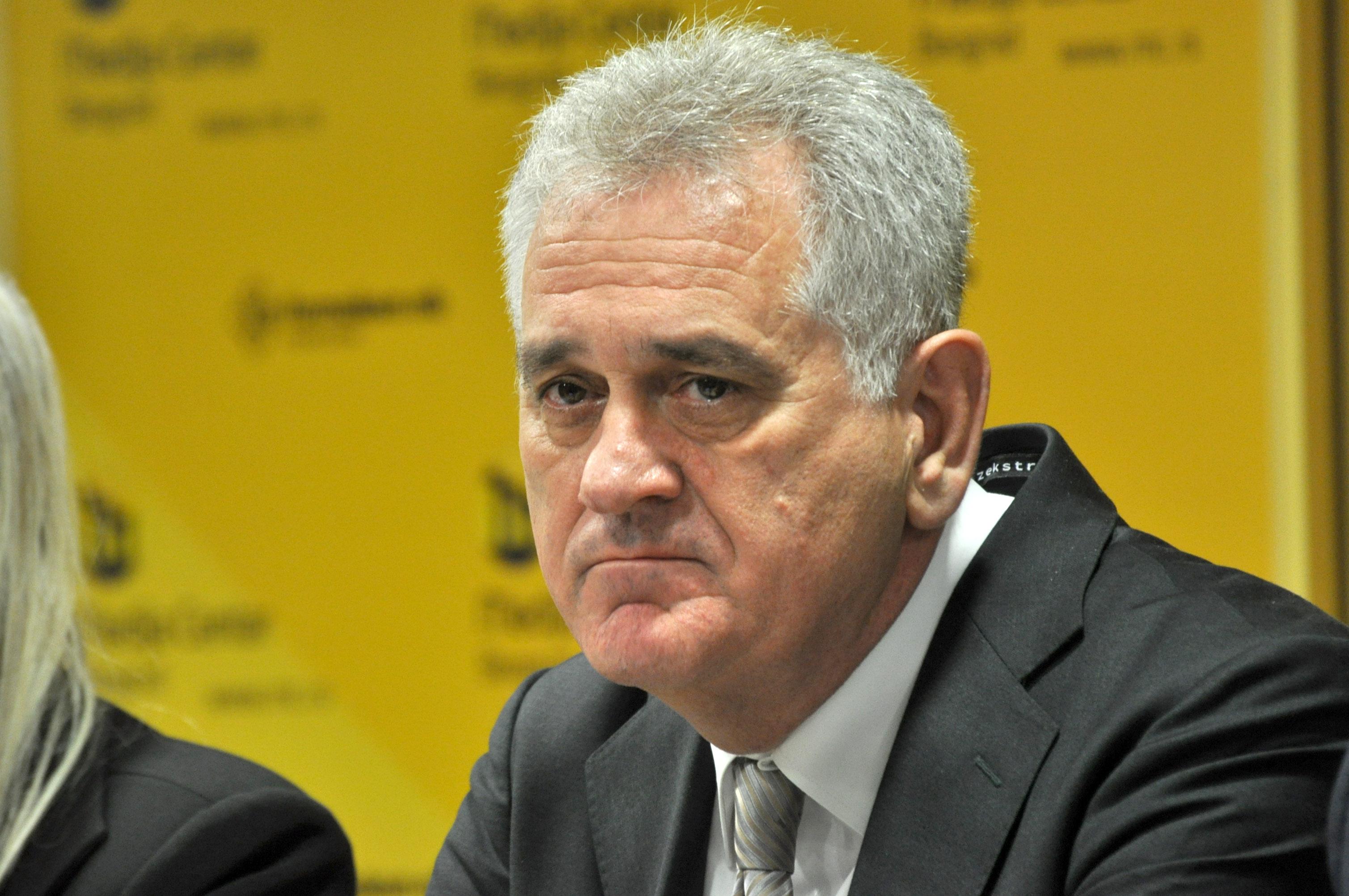 Nikolic calls elections for April 24