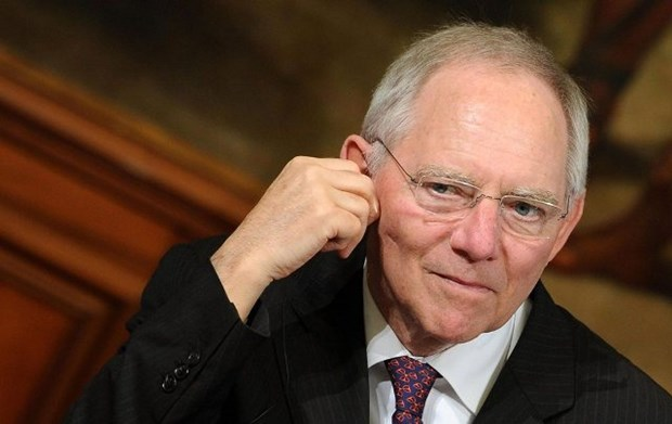 Greece is to blame for the delay of the evaluation, says Schaeuble