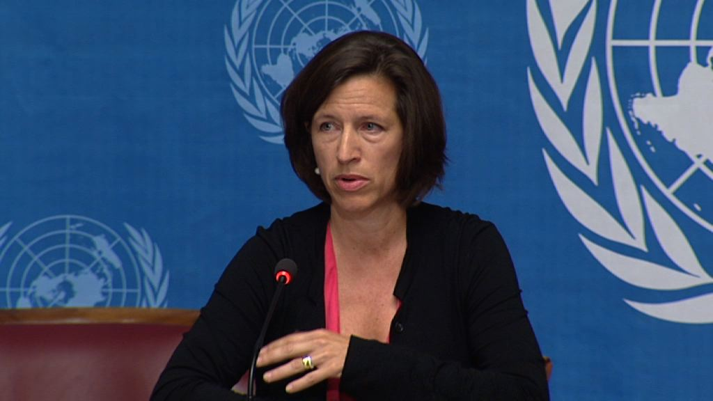 UN: The situation Greece is faced with is not fair