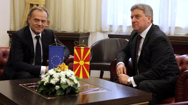 Ivanov: We will not allow the creation of refugee camps