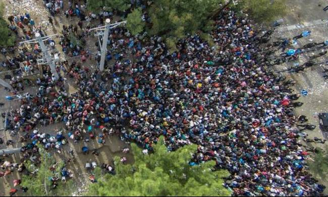 Gov't issues fines for profiteering at the expanse of the refugees