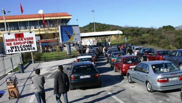Albanian borders have not been affected by the refugee crisis