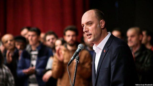 Leader of opposition in Kosovo, Visar Ymeri, arrested
