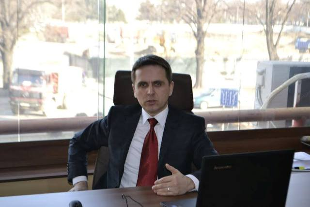 """IBNA Interview/Head of """"Besa"""" Movement, Kasami: Skopje doesn't have the luxury of a status quo"""