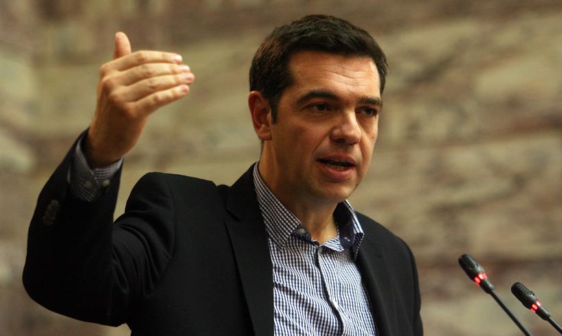 Tsipras: Mandatory EU involvement in the refugee distribution