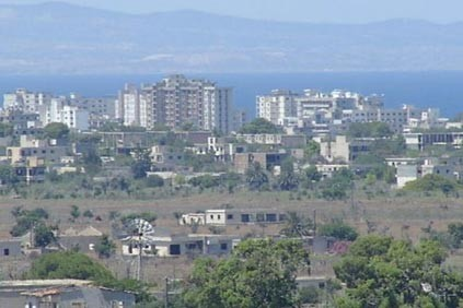 Return of Morphou a prerequisite for Cyprus solution, says government